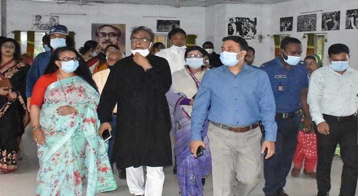 সাতক্ষীরায় দ্রুতই জাদুঘর স্থাপনের কাজ শুরু : প্রতিমন্ত্রী কেএম খালিদ
