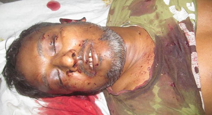 বাঘারপাড়ায় সড়ক দুর্ঘটনায় ইলেকট্রিক মিস্ত্রি নিহত
