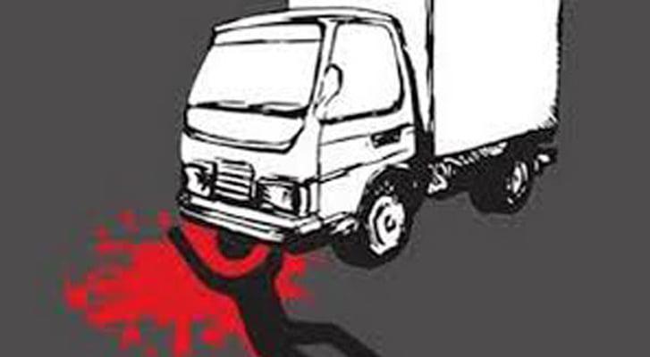 ঝিনাইদহে ট্রাকচাপায় নারী নিহত