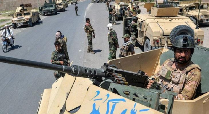 তালেবানের হাতে পতনের মুখে আফগান প্রাদেশিক রাজধানী
