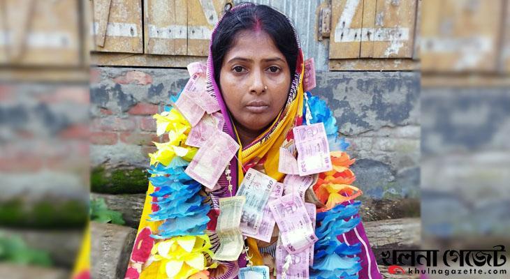 চিতলমারীতে দলিত নারী ঝর্ণার জয়, কাজ করতে চান উন্নয়নে