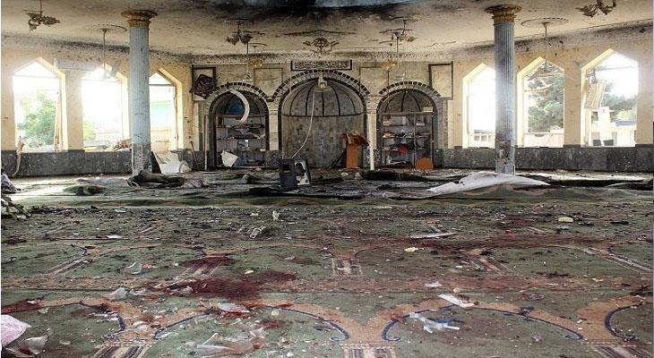 আফগানিস্তানে মসজিদে বিস্ফোরণে নিহত বেড়ে ৪৭, আইএসের দায় স্বীকার